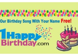 Happy Birthday Song With Your Name Download FREE